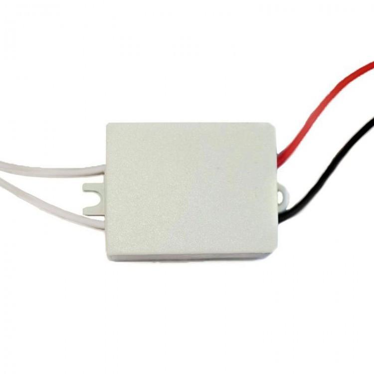 Реле 12 Вольт 20 Ампер SONGLE SRA-12VDC-AL для сенсорных выключателей для коммутации нагрузки