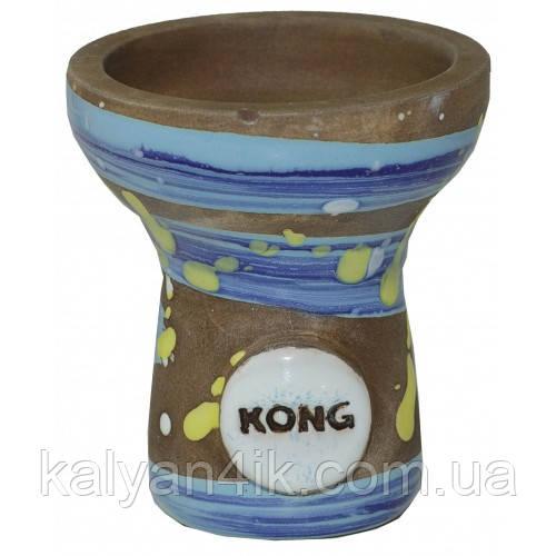 Чаша для Кальяна KONG Turkish Boy Space Van Gogh Blue