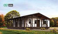 ► Дом — Бенгальский 94 м²