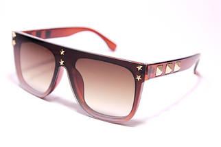 Жіночі сонцезахисні квадратні окуляри Луї Віттон 002 C репліка