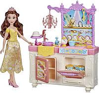 Набор принцесса Белль Дисней королевская кухня Disney Princess Belle's Royal Kitchen, Fashion Doll and Playset