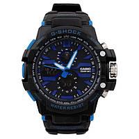 Часы наручные Casio G-Shock D-1365A Black Blue          , фото 1