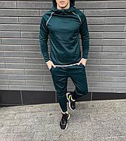 НОВИНКА!! Мужской cпортивный костюм Diving Sport 2021 зеленого цвета (зеленый) изумрудный, дайвинг весна лето