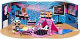 Комната Леди-Сплюшки Игровой набор Стильный интерьер с куклой LOL Furniture Sleepover L.O.L. Surprise! 570035, фото 4