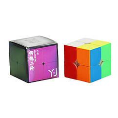 Кубик YJ 2x2 YuPo V2M YJ8338 Stickerless