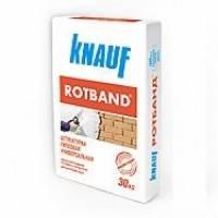 "Штукатурка гипсовая ""Rotband"" Ротбанд (30кг) ""Knauf"""