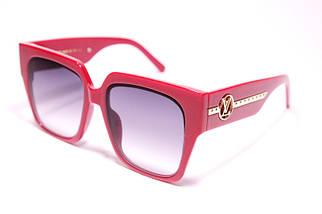 Жіночі сонцезахисні квадратні окуляри Луї Віттон репліка 11022 C5
