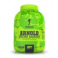 Arnold Series®  Гейнер Iron Mass, 2.2 kg.Является настолько мощным, что в нем в 3 раза больше анаболических