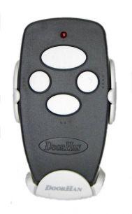 Пульт для ворот и шлагбаумов DOORHAN Transmitter 4-Black