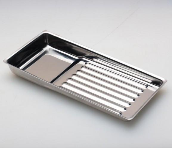 Лоток для инструментов из нержавеющей стали (7 инструментов)