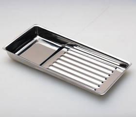 Лоток для інструментів з нержавіючої сталі (7 інструментів)