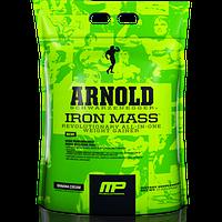 Arnold Series®  Гейнер Iron Mass, 3.62 kg.Является настолько мощным, что в нем в 3 раза больше анаболических