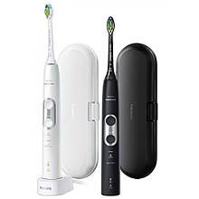 Электрическая зубная щетка (набор) Philips Sonicare ProtectiveClean 6100 HX6877/35