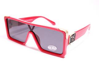 Жіночі сонцезахисні окуляри маска Луї Віттон 11315 C3 репліка
