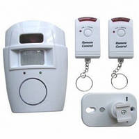Беспроводная сигнализация с датчиком движения Sensor Alarm, фото 1