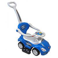 Машинка-каталка Alexis-Babymix Z-382 голубой