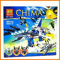 Конструктор аналог LEGO Чима: 70003 Bela Перехватчик Орлицы