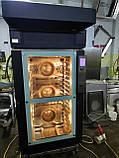 Печь хлебопекарная конвекционная 15 противней Wiesheu Euromat B15  IS600 б/у Германия, фото 3