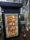 Печь хлебопекарная конвекционная 15 противней Wiesheu Euromat B15  IS600 б/у Германия, фото 2