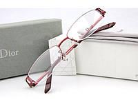 Женская оправа Dior 7683 red