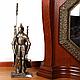 Каминный набор  Рыцарь золотой, фото 5