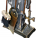 Каминный набор  Рыцарь золотой, фото 6