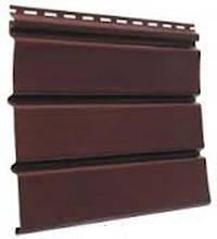 Софит Boryszew (Борышев) без перфорации коричневый 3,39х0,306м (1,037м. кв)