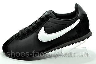 Кроссовки в стиле Nike Cortez Black мужские