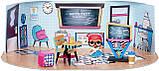 Ігровий набір Стильний інтер'єр з лялькою L. O. L. Surprise! Furniture 3 серія 570028 Клас Розумниці, фото 4