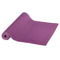 Коврик (мат) для йоги и фитнеса SportVida PVC 6 мм SV-HK0052 Violet