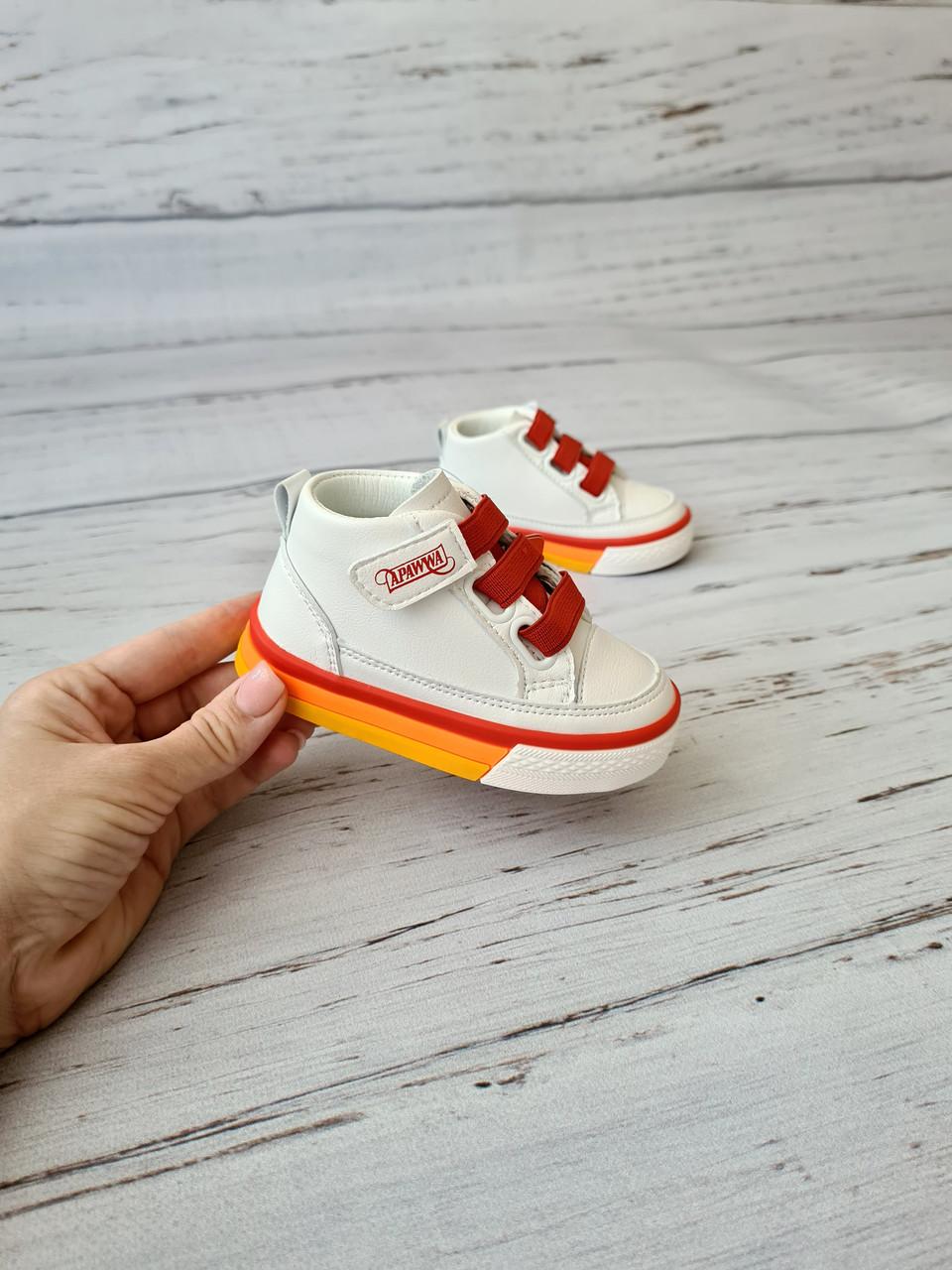 Кросівки/хайтопы для дівчаток Apawwa 20 р), 13см