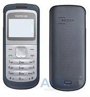 Корпус Nokia 1203 с клавиатурой Black