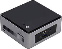 """Неттоп INTEL NUC Pentium N3700 1.6Ghz,1xSO-DIMM, G-LAN,4xUSB3.0,2.5""""HDD,VGA,HDMI,Wi-Fi/BT, BOXNUC5PPYH"""