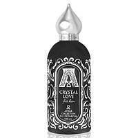 Парфюмированная вода Attar Collection Crystal Love For Him для мужчин (оригинал) - edp 100 ml tester