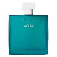 Туалетная вода Azzaro Chrome Aqua для мужчин (оригинал) - edt 100 ml tester