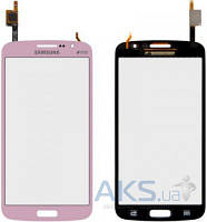 Сенсор (тачскрин) для Samsung Galaxy Grand 2 Duos G7102, Galaxy Grand 2 LTE G7105, Galaxy Grand 2 Duos G7106 Original Pink