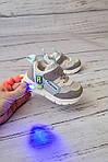 Кроссовки для мальчиков W.niko *светящиеся 17р, 11.5см