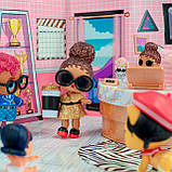 Кабінет Леді-бос Ігровий набір Стильний інтер'єр з лялькою L. O. L. Surprise! Furniture 3 серія 570042, фото 5