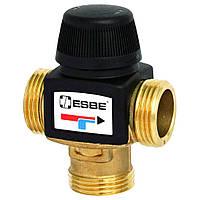 Термостатический смесительный клапан ESBE VTA322 G 3/4 DN15 20-43 C kvs 1.5 (31100500)