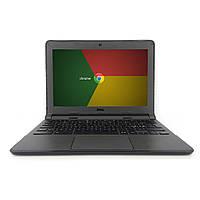 "Ноутбук Dell Chromebook 11 P22T001 (N2840/4/16SSD) - Class B ""Б/У"""