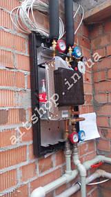 Солнечные коллектора для нагрева бассейна, отопление (частично) и ГВС. 4