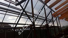 Солнечные коллектора для нагрева бассейна, отопление (частично) и ГВС. 6