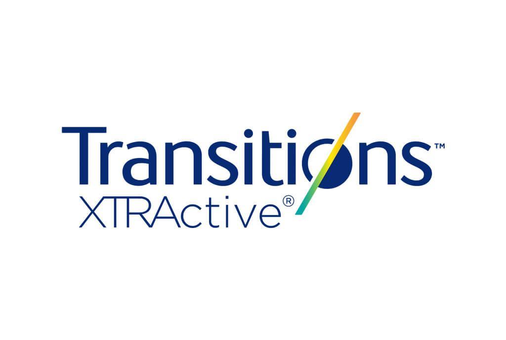 Фотохромная лінза Transitions XTRActive VII 1,53 HMC TRIVEX. Для автомобіля. Рецептурна