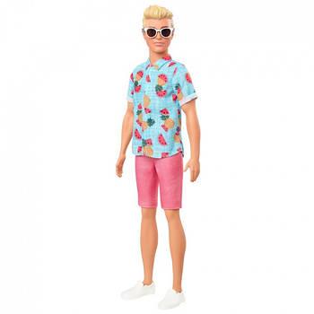 """Кукла Кен """"Модник"""" в гавайской рубашке"""