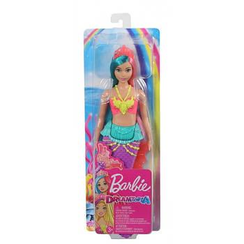 Русалка с цветными волосами серии Дримтопия Barbie