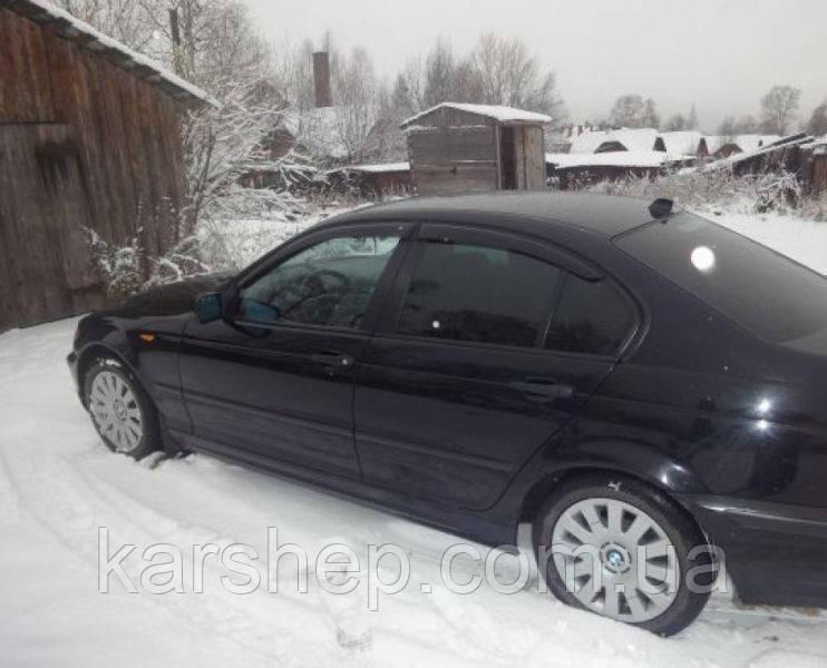 Ветровики на BMW 3 Sd (E46) 1998-2005