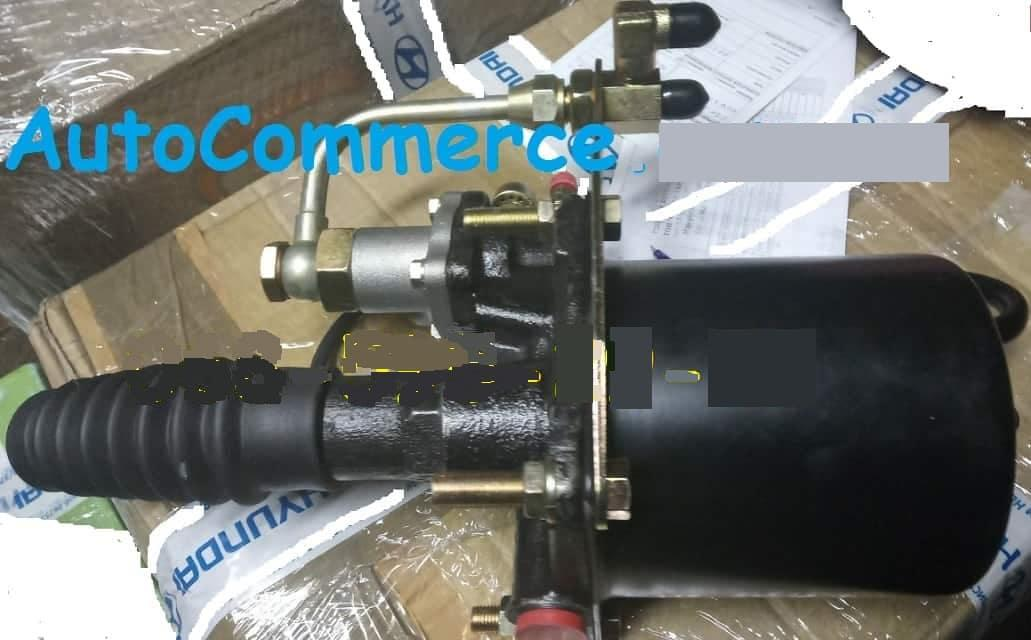 Циліндр зчеплення робочий ПГУ Hyundai HD 120 (хюндай hd120) Е-2