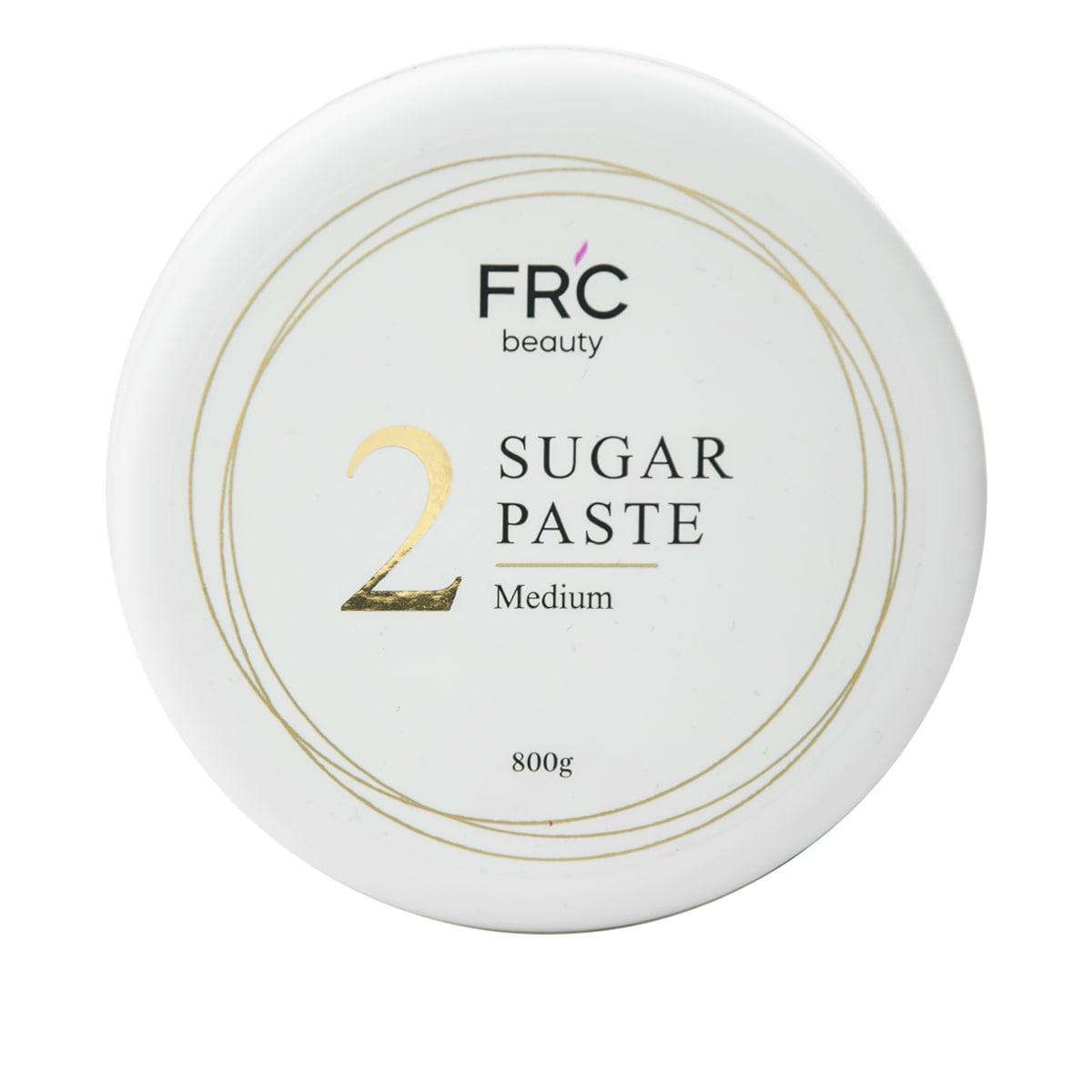 Шугарінг FRC Beauty 800 м (Medium) - Цукрові Пасти для шугарінга середньої щільності