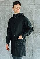 Куртка-дождевик Staff go black чёрный JBR0015