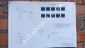 Солнечные коллектора для нагрева бассейна, отопление (частично) и ГВС. 8